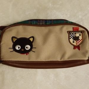 Sanrio Hello Kitty Chococat Pouch Like New!